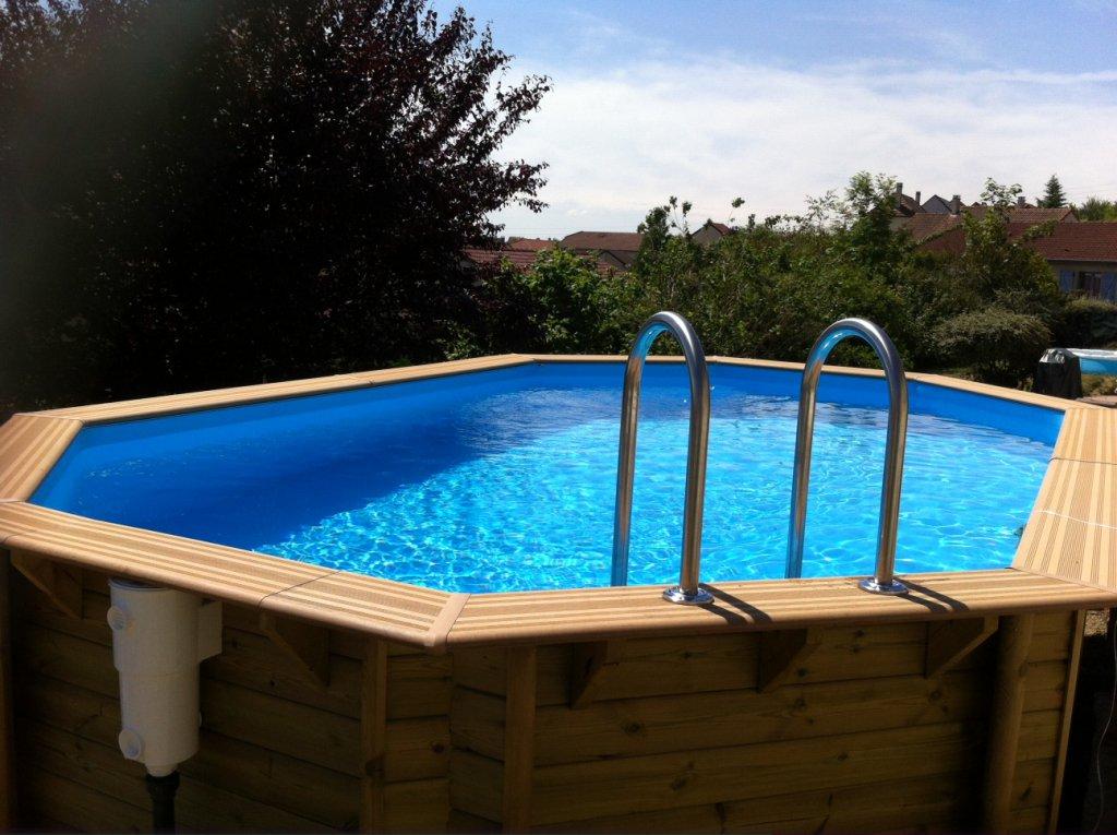 Piscine bois houdemont 54 nos r alisations r ve de for Reve bleu piscine